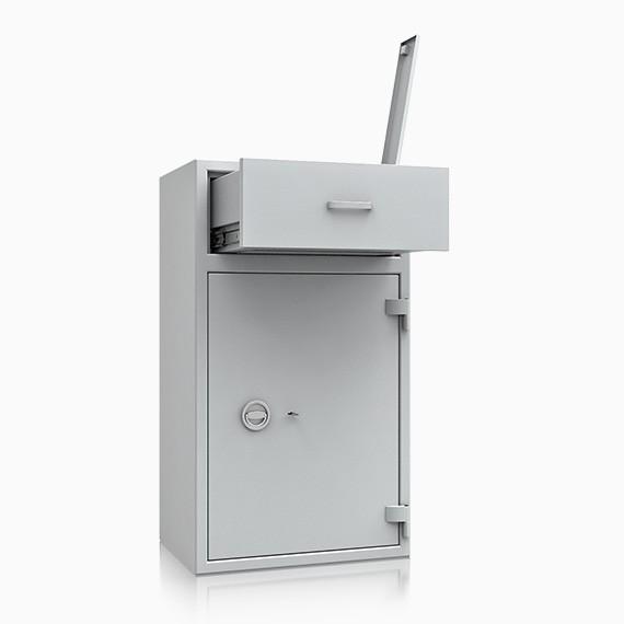 St. Gallen Deposit OV 5 - Deposit-Wertschutzschrank D-I, Schublade vorn ohne Schloss